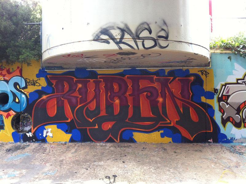 Woden Graffitocanberra