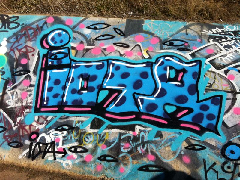 Styles of graffiti | GraffitoCanberra